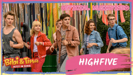 Highfive - Bibi und Tina Song -Soundtrack zur Prime Serie